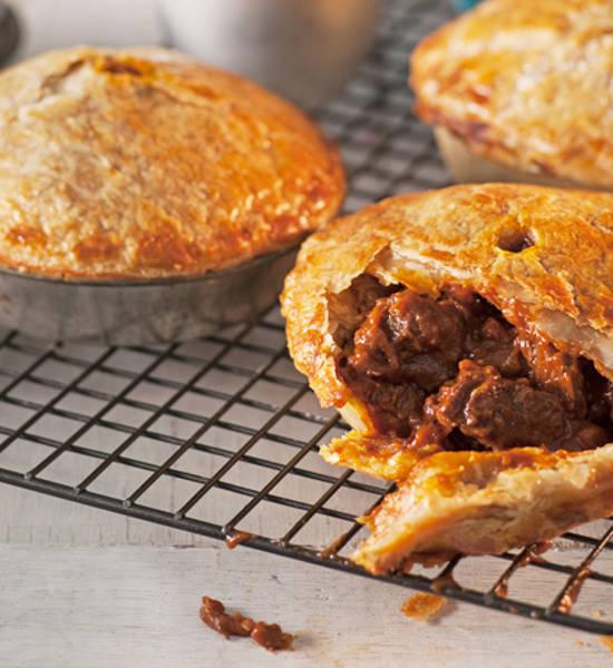 Aussie Meat Pies The Aussie Gourmet Naomi Nachman