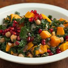 kale and butternut