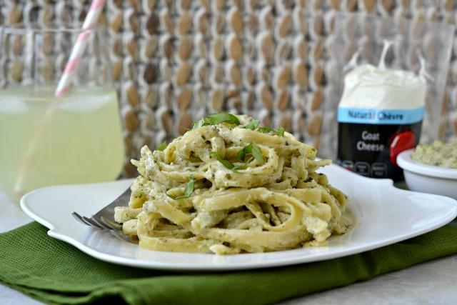 melinda- Pesto Pasta