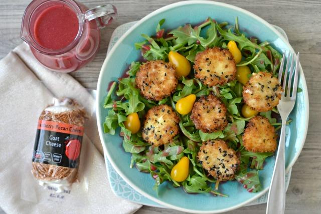 melinda- Goat Cheese Salad