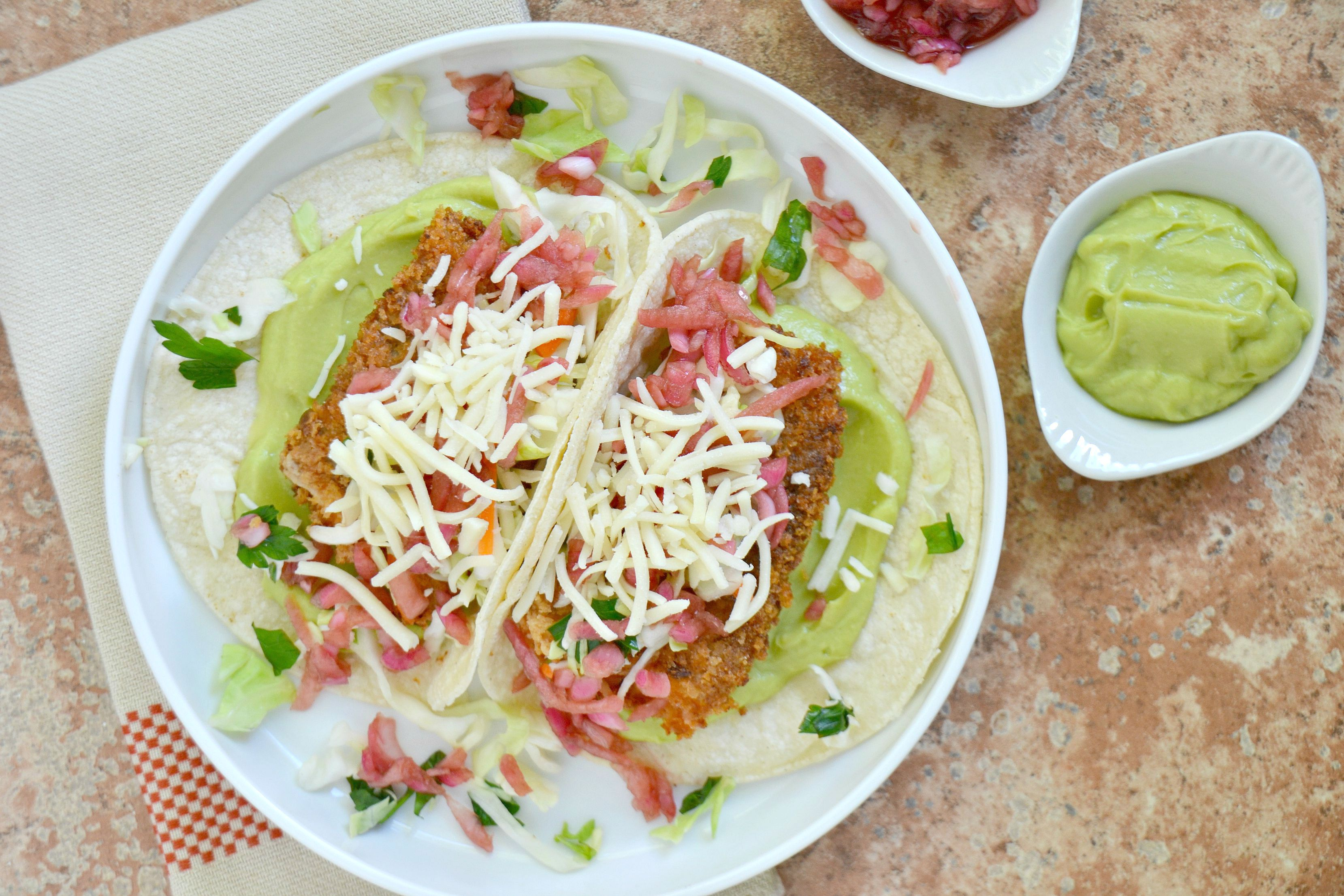 Taco tuesday the aussie gourmet naomi nachman for Side dishes for fish tacos
