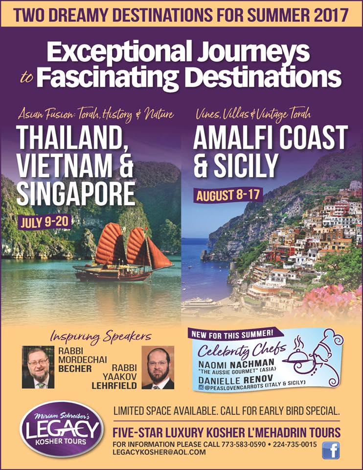 Legacy Tours: Vietnam, Thailand, & Singapore 2017 - The Aussie Gourmet - Naomi Nachman